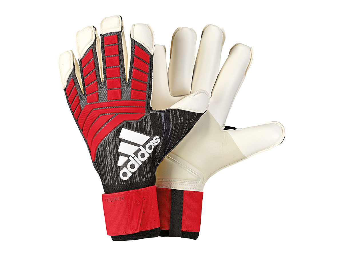 hot new products delicate colors fashion style Predator Fingertip Torwarthandschuhe