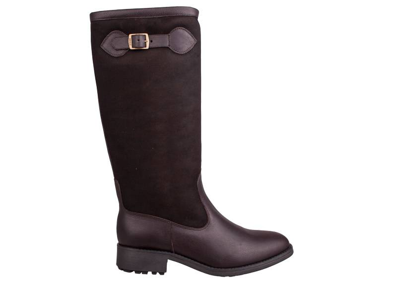 Aigle Chantebelle SH2 Dark Brown (Damen)