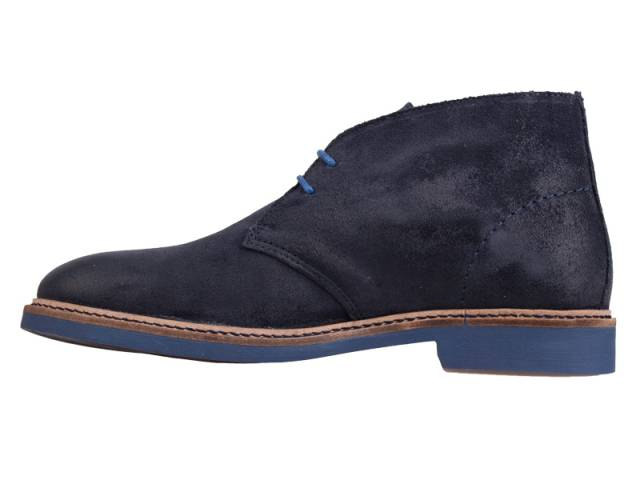 Aigle Dixon Mid 2 Dark Night (Herren)