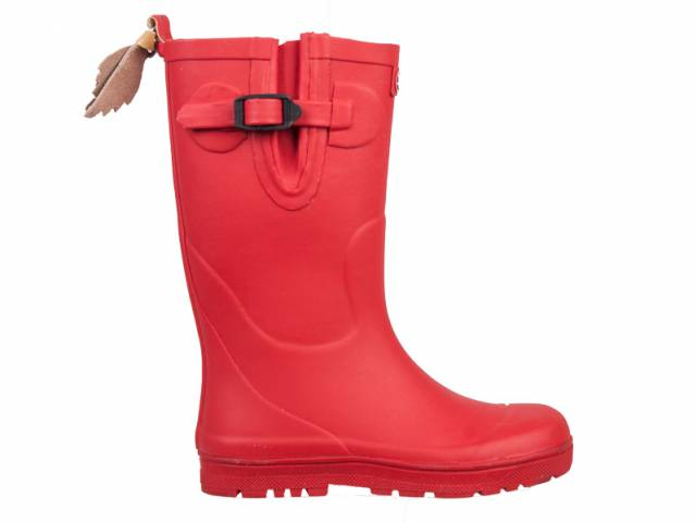 Aigle Woody Pop Fur Gummistiefel (Kinder)