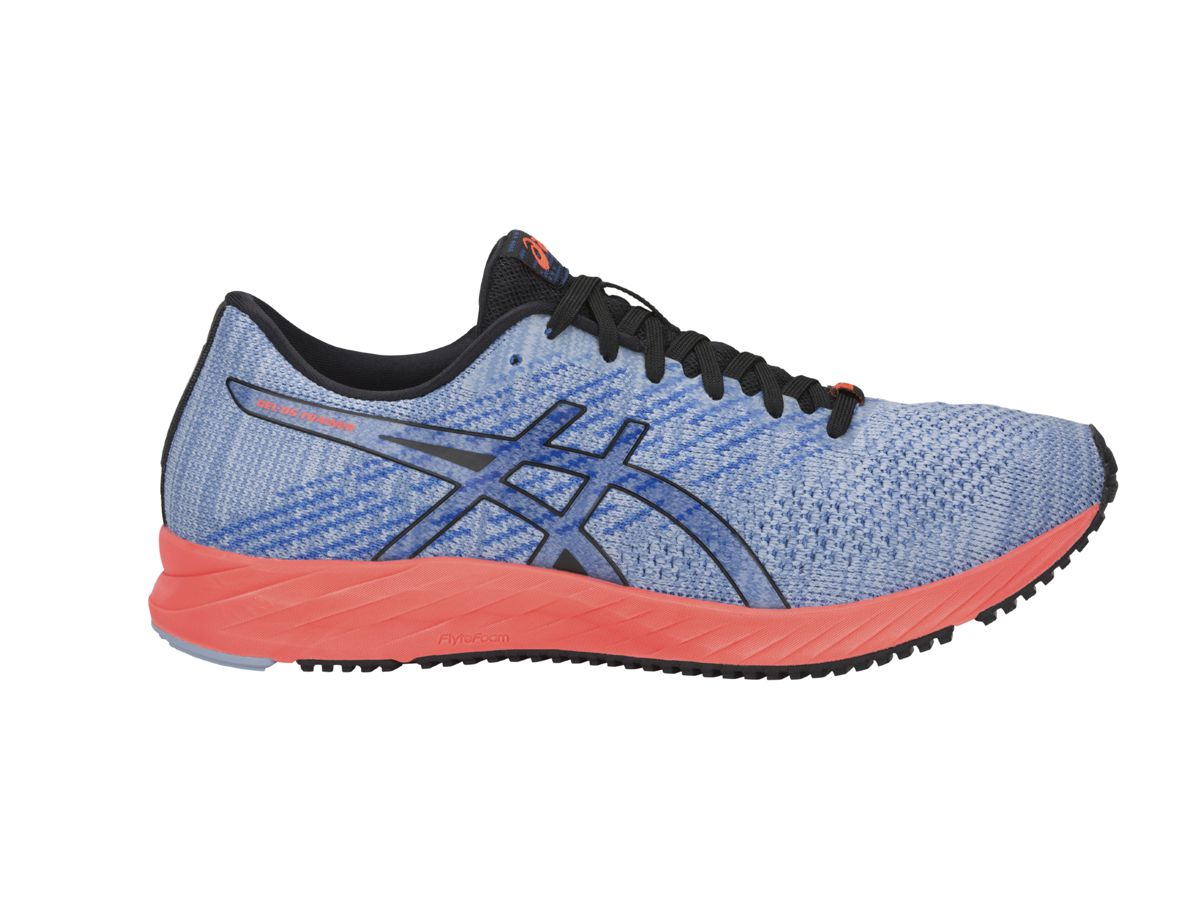womens asics gel ds trainer 19 white red grey shoes on sale ...