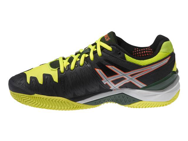 Asics Gel Resolution 6 Clay Tennisschuhe