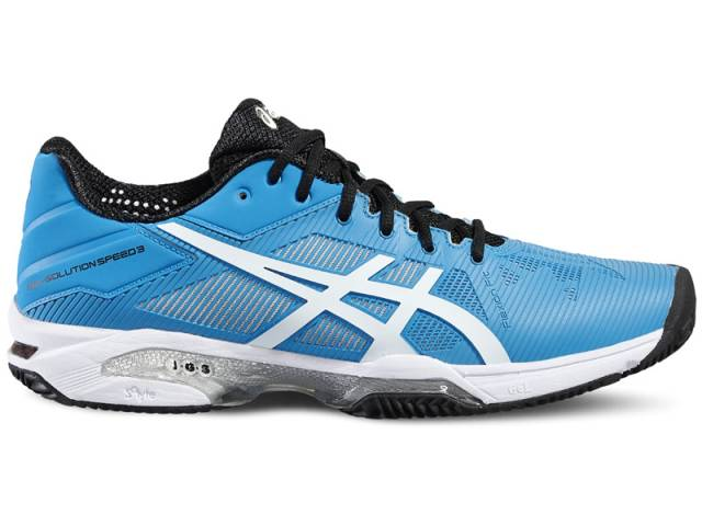 Asics Gel Solution Speed 3 Tennisschuhe (Herren - Blau)