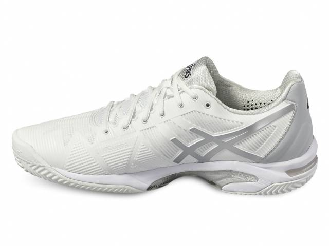 Asics Gel Solution Speed 3 Tennisschuhe (Herren - Weiss)