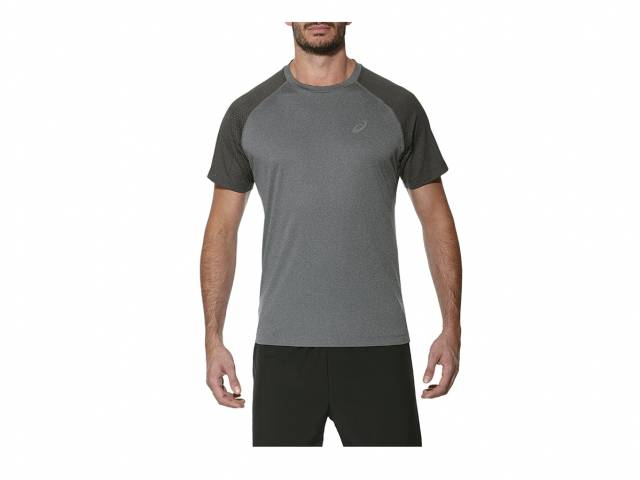 Asics Lite-Show Short Sleeve Top (Herren)