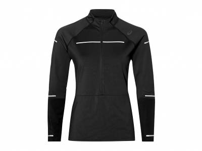 Asics Lite-Show Winter LS 1/2 Zip Top (Damen)