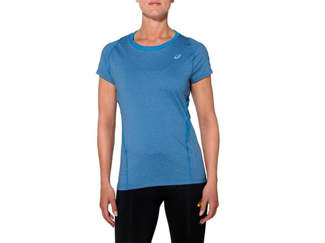 Asics Pinnacle Short Sleeve Top Laufshirt (Damen)