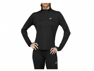 Asics Silver LS 1/2 Zip Top (Damen)