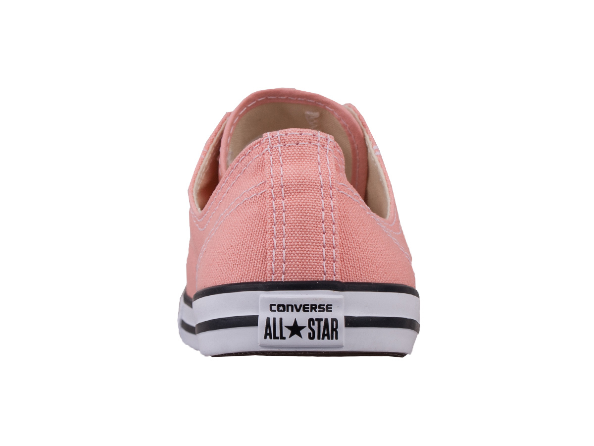 Converse Chuck Taylor All Star Dainty Ox Pale Coral Sneaker