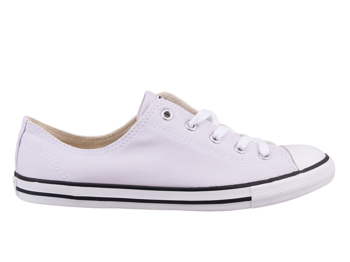 Converse Chuck Taylor All Star Dainty Ox Barely Grape Sneaker