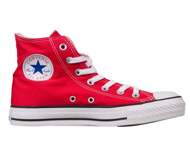 Converse Chuck Taylor AS Hi Red