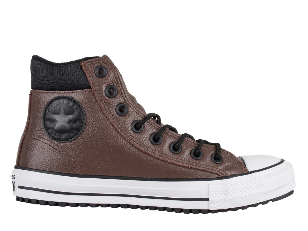 save off 8237e a9db1 Chuck Taylor PC Leather High Top