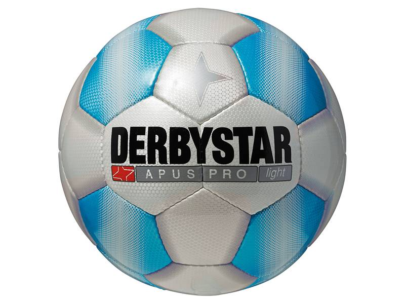 Derbystar Apus Pro Light, weiß/blau