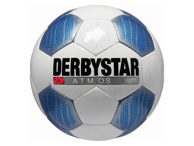 Derbystar Atmos Light, weiß/blau