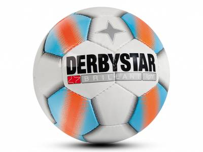 Derbystar Brillant Light, weiß-blau