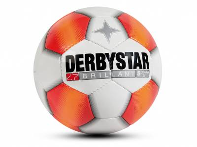 Derbystar Brillant S-Light, weiß-gelb-rot