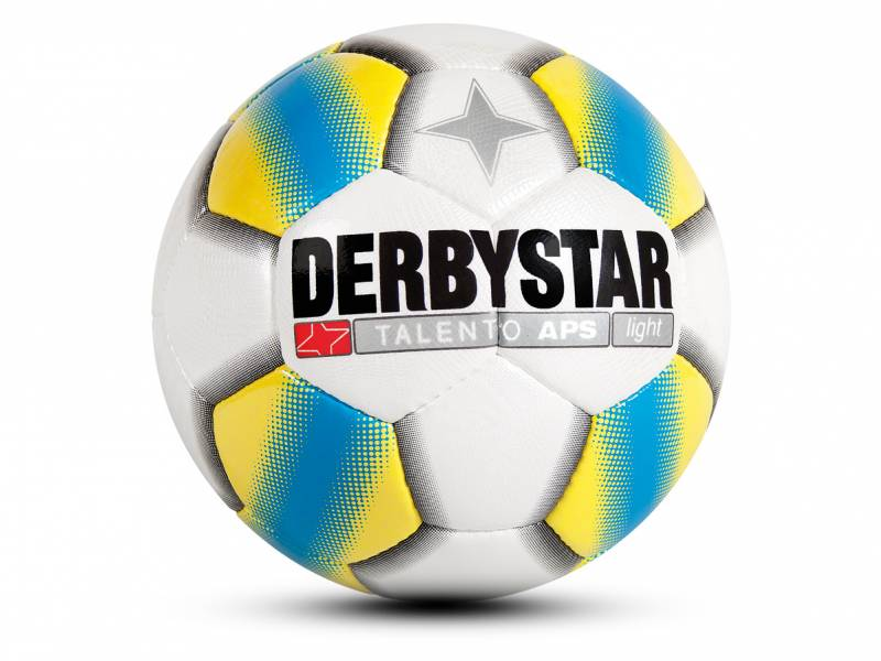 Derbystar Talento APS Light, weiß-gelb-blau