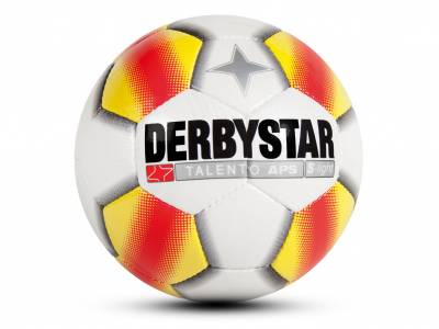 Derbystar Talento APS S-Light, weiß-gelb-rot