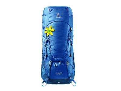 Deuter Aircontact 50 + 10 SL , steel-midnight