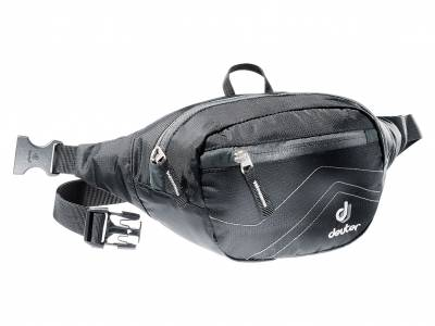 Deuter Belt I, black-anthracite
