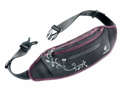 Deuter Neo Belt I, black-aubergine