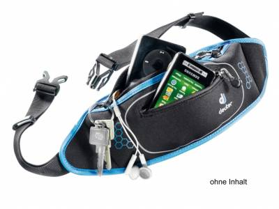 Deuter Neo Belt II, black-coolblue