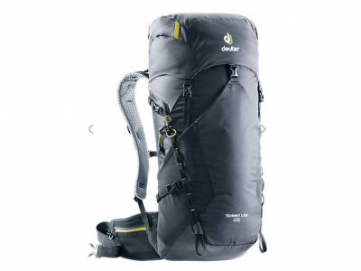 Deuter Speed Lite 26 Wanderrucksack, black