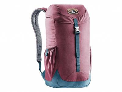 Deuter Walker 16, maron-midnight