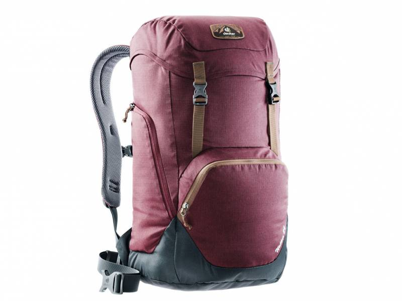 Deuter Walker 24, maron-granite