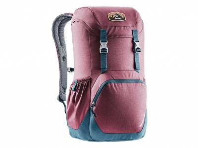 Deuter Walker 24, maron-midnight