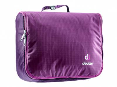 Deuter Wash Center lite II, maron-aubergine