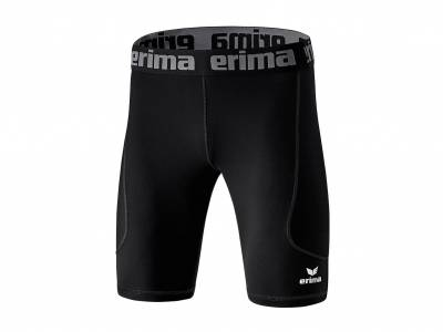Erima Elemental Tight kurz, schwarz