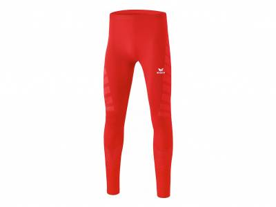 Erima Functional Tight Lang (Kids), rot