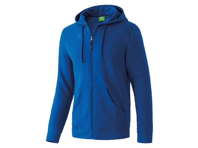 Erima Hooded Jacket, blau