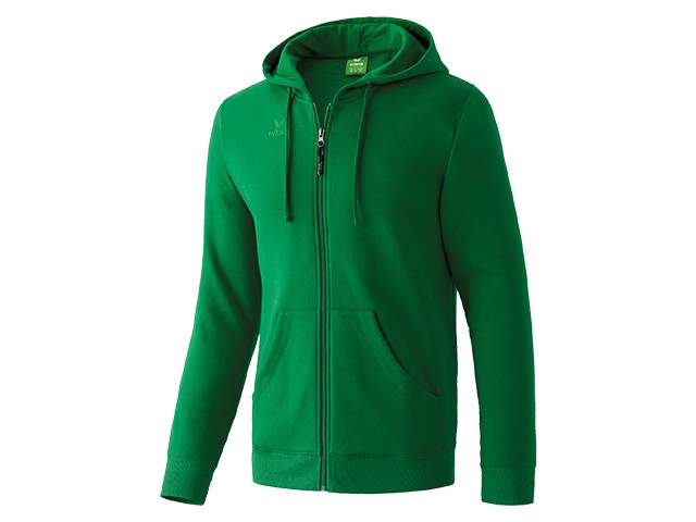 Erima Hooded Jacket, dunkelgrün