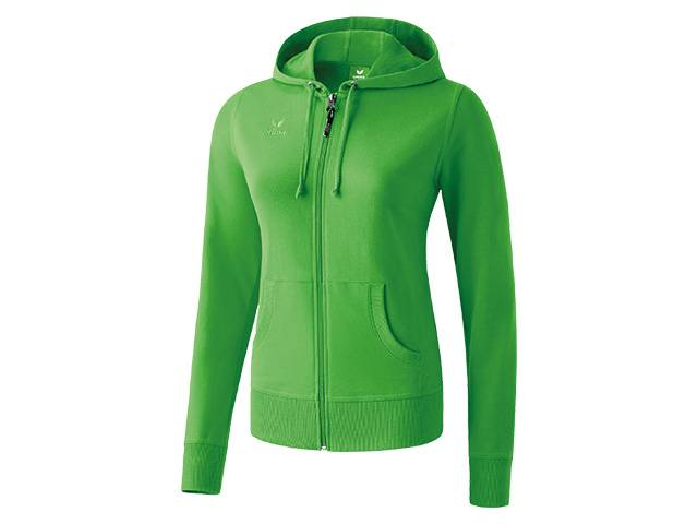 Erima Hooded Jacket, grün (Damen)