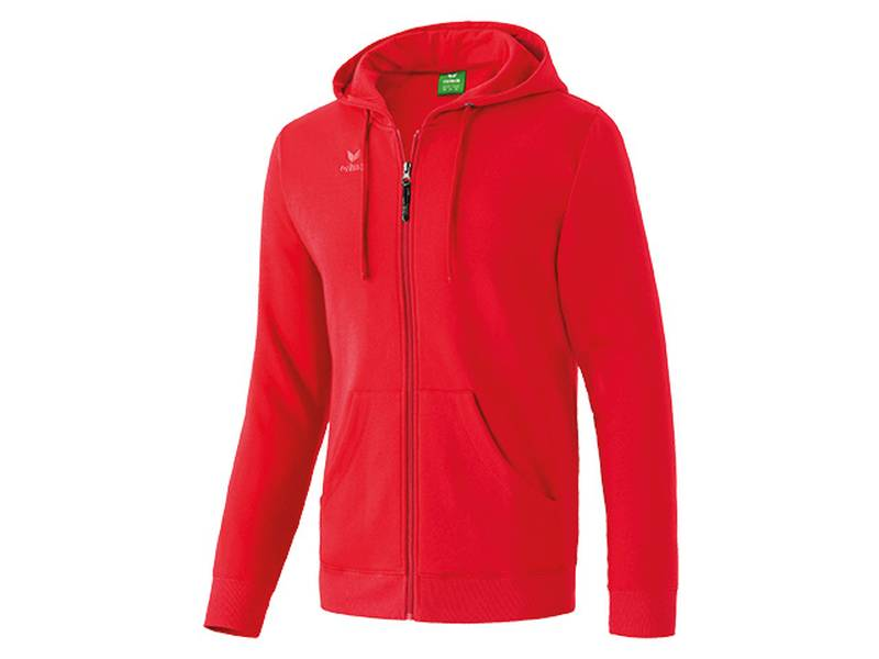 Erima Hooded Jacket, rot