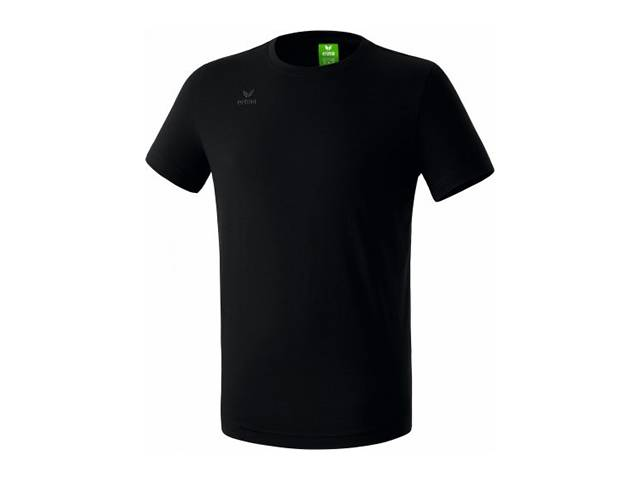 Erima Kinder T-Shirt Teamsport, schwarz