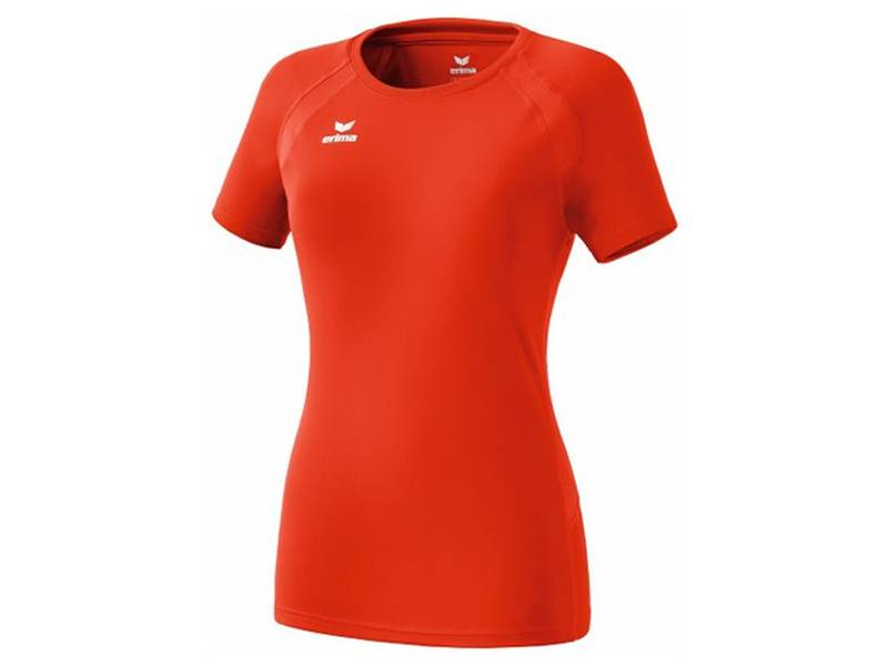 Erima Performance T-Shirt für Damen, chilired