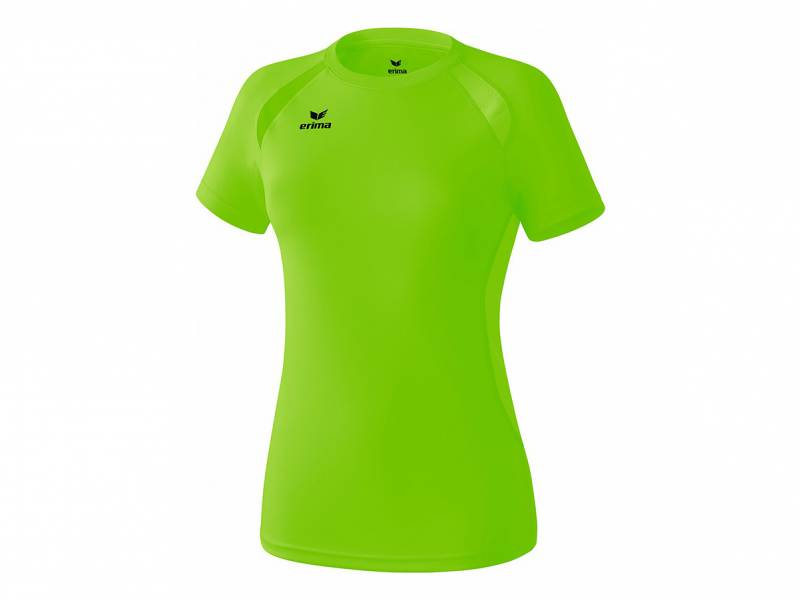 Erima Performance T-Shirt für Damen, green gecko