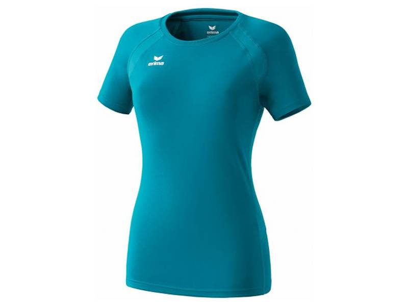 Erima Performance T-Shirt für Damen, petrol