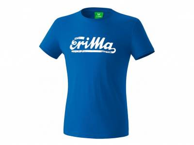 Erima Retro T-Shirt King, blau