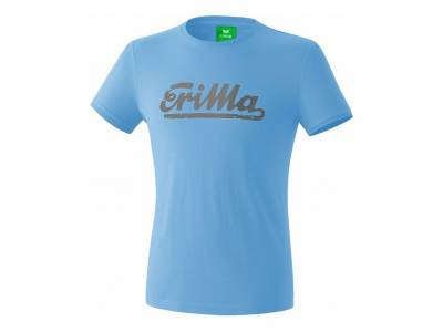 Erima Retro T-Shirt King, hellblau
