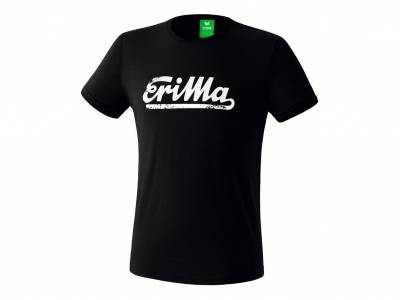 Erima Retro T-Shirt King, schwarz