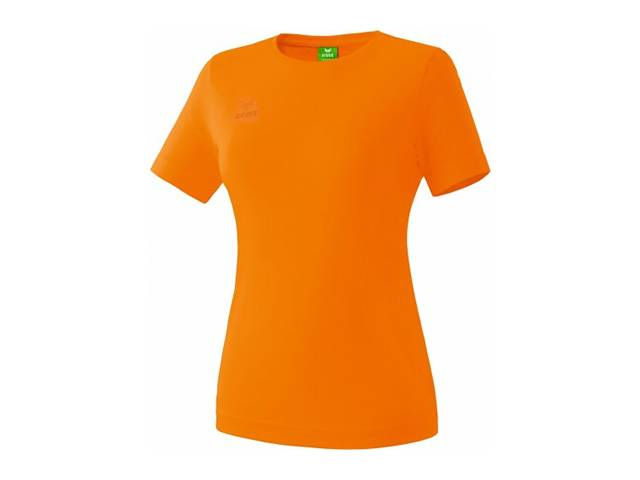 Erima T-Shirt Teamsport für Damen, orange