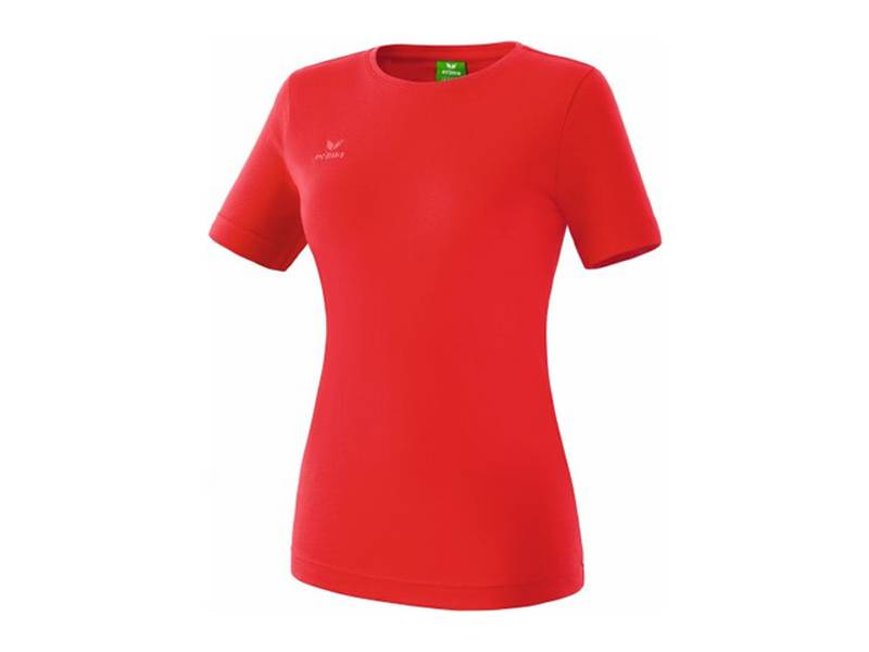 Erima T-Shirt Teamsport für Damen, rot