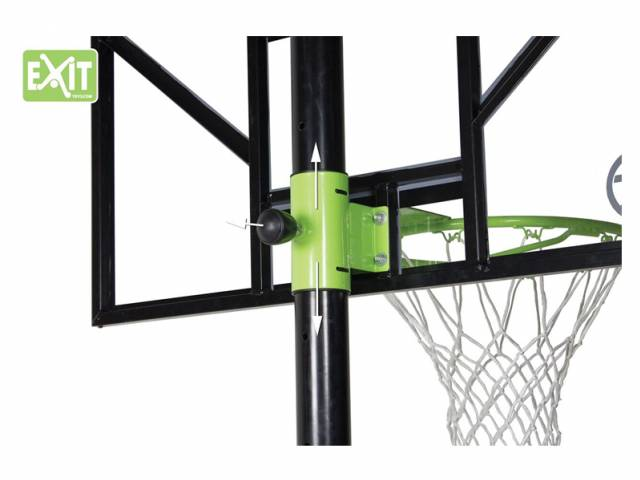 EXIT Comet Portable Basketballsystem