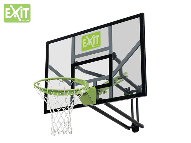 EXIT Galaxy Wall-mount Basketballanlage mit Dunkring