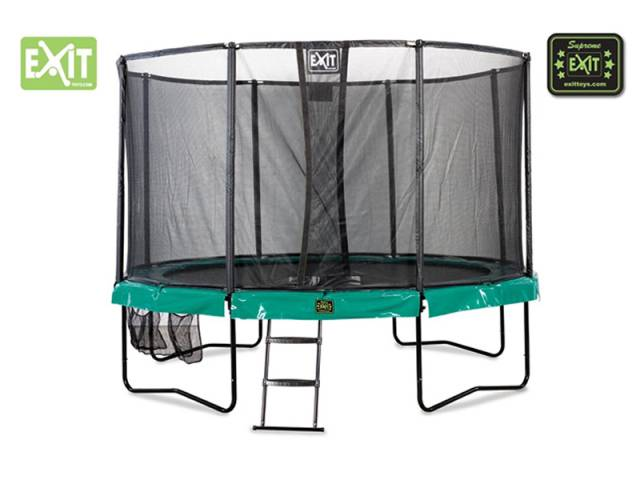 EXIT Supreme All-in-1 Trampolin,  ø427cm