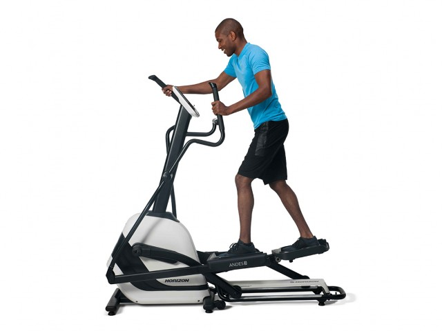 Horizon Fitness Ellipsentrainer Andes 3